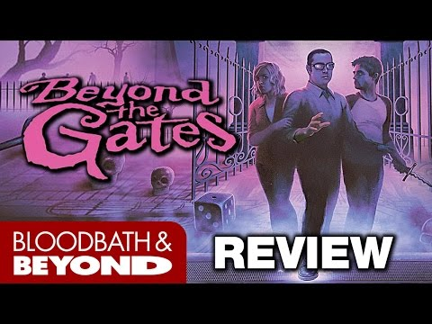 Beyond the Gates (2016) - Movie Review
