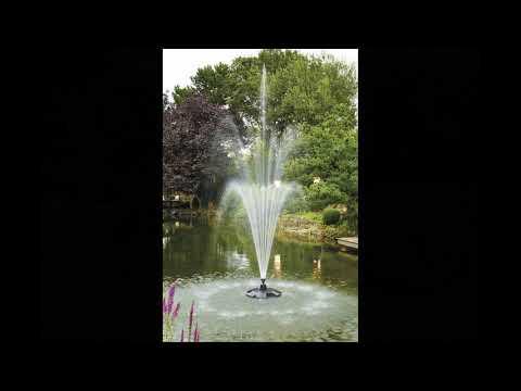 Vòi phun nước Vulcan 43 - Cung cấp Thiết bị đài phun nước