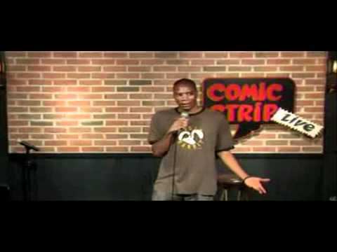 Reese Waters at Comic Strip Live