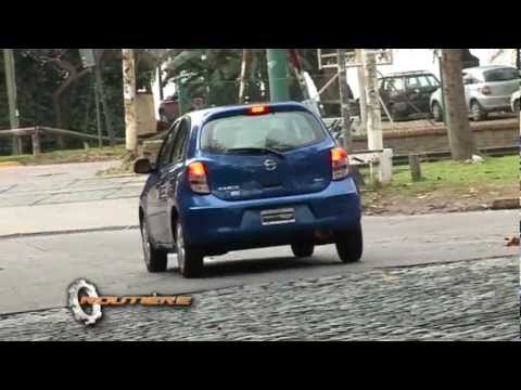 Routiere Test Nissan March 1.6 Visia Plus Prog 172.mpg