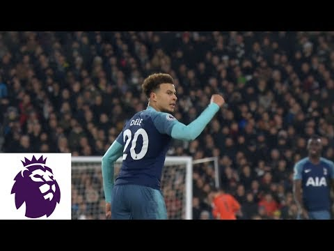Video: Dele Alli heads in equalizer for Tottenham against Fulham | Premier League | NBC Sports
