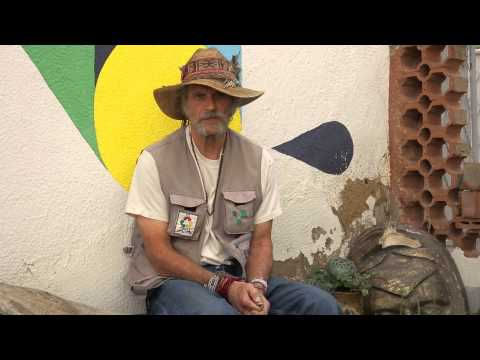 SB's gardener, Gary Lime on why he loves Sustainable Bolivia