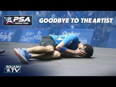 Goodbye to The Artist - Ramy Ashour Retirement