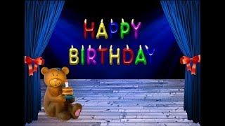 Msg de aniversário - Feliz Aniversário! Mensagem de aniversário