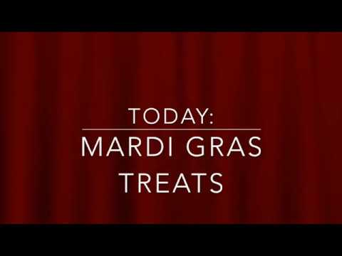 M.E.E Cooking & Baking: Mardi Gras Treats