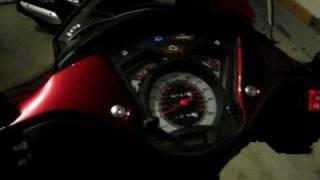 1. 2010 Honda SH 150i- walk around & features