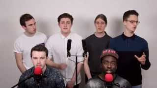 Gotta Get Thru This - Daniel Bedingfield Cover - The Sons of Pitches Video