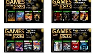 Nonton All Games With Gold Xbox One I 360 2016 Film Subtitle Indonesia Streaming Movie Download