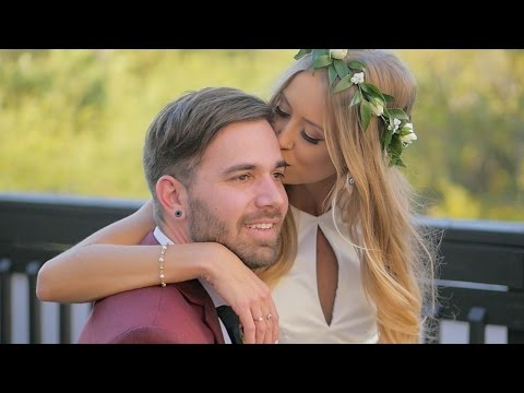 OUR WEDDING VIDEO (Charles and Allie) (видео)