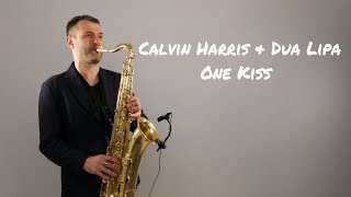 Video Calvin Harris, Dua Lipa - One Kiss [Saxophone Cover] by JK Sax (Juozas Kuraitis) MP3, 3GP, MP4, WEBM, AVI, FLV Mei 2018