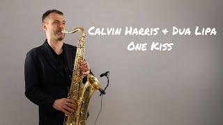 Video Calvin Harris, Dua Lipa - One Kiss [Saxophone Cover] by JK Sax (Juozas Kuraitis) MP3, 3GP, MP4, WEBM, AVI, FLV Agustus 2018