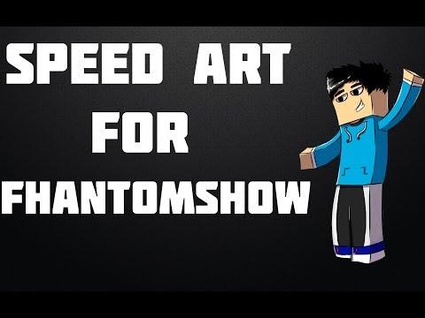 SpeedArt [Шапка] №9 Для Fhantomshow