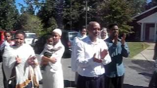 Kidist Mariam Eritrean Orthodox Church Atlanta Meskel Celebration Part 2