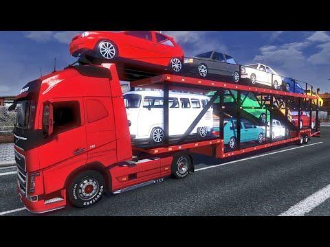 euro - Viagem Completa com uma Cegonha Brasileira no Euro Truck 2! ➨ Vídeo Novo: Construindo a Mansão - http://youtu.be/QUF1g0MTf7Y Mais de Euro Truck 2 - Serra Perigosa ...