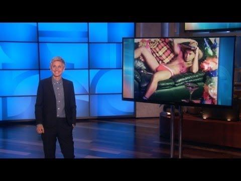 Ellen's Got Your Facebook Photos!
