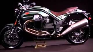 1. HD - 2009 Moto Guzzi Griso 8V Special Edition in Rome