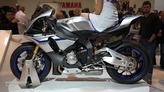 10. Yamaha YZF-R1 & R1M, at EICMA Milan Motorcycle Show [Mega Gallery]
