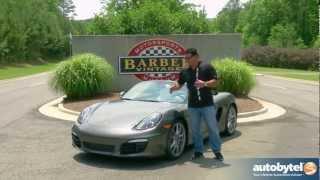 2013 Porsche Boxster S Track Test Drive&Sports Car Video Review