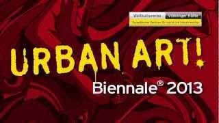 Weltkulturerbe: UrbanArt Biennale 2013 Im Weltkulturerbe Völklinger Hütte