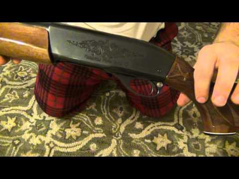 Remington Model 1100 Semi-Automatic 12g Shotgun