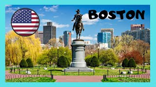 Boston (MA) United States  city photos gallery : BOSTON, walking around America's oldest city park, Boston Common (Massachusetts, USA)