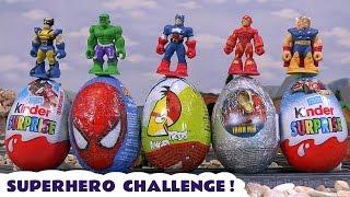 Superhero Challenge