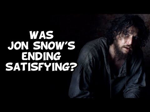 Was Jon Snow's Ending Satisfying?