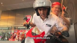Ducati Thailand - 100,000 Facebook Fans