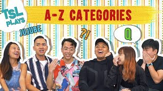 Video TSL Plays: A-Z Categories MP3, 3GP, MP4, WEBM, AVI, FLV Februari 2019
