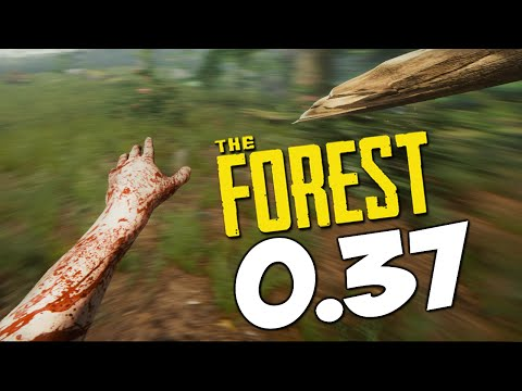 The Forest - Копье и Бурдюк! (Обнова 0.37)
