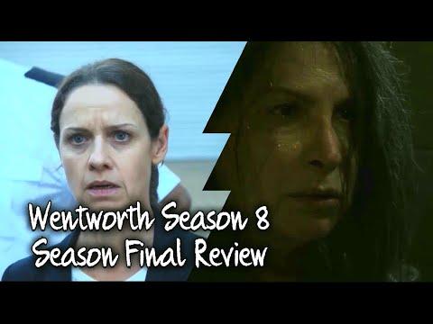 Wentworth Season 8 - Episode 10 Review (Season Final)