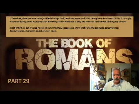 ACCESS TO GODS GRACE - Romans Part 29