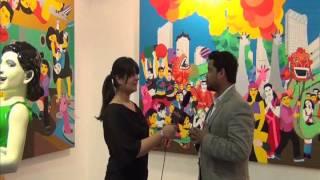 Deb, Creativity Art Gallery, India Art Fair