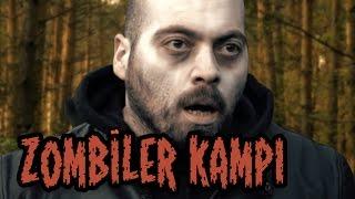 ZOMBİLER KAMPI - Nerf'ünü Kap Gel - Kısa Film Çektik