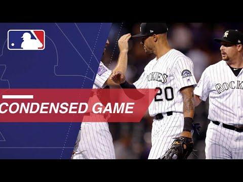 Condensed Game - ARI@COL - 7/11/18