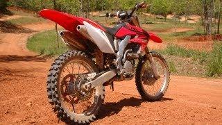 8. Honda CRF250R