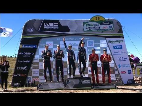 WRC: Ο Νεβίλ «κατακτητής» της Αργεντινής