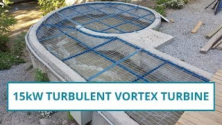 Download Lagu 15kW Vortex turbine with more technical details Mp3