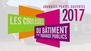 Vidéo de présentation des Coulisses du BTP 2017   Fédération BTP 84
