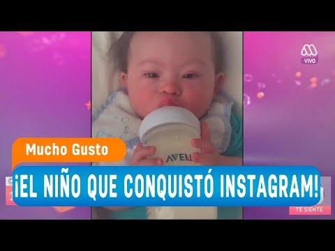 Watch videoLucas, el niño con Síndrome de Down que conquistó Instagram - Mucho gusto 2018