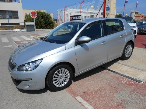 Katso video Peugeot 308 1.2 VTi ACCESS