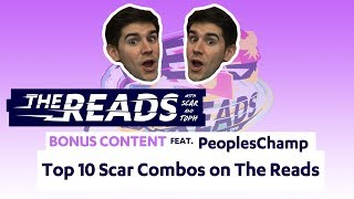 Top 10 Scar Combos on The Reads