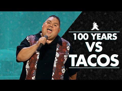 100 Years vs 100 Tacos | Gabriel Iglesias