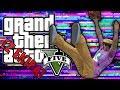 GTA V Online [#5]: GLITCHE I BUGI!