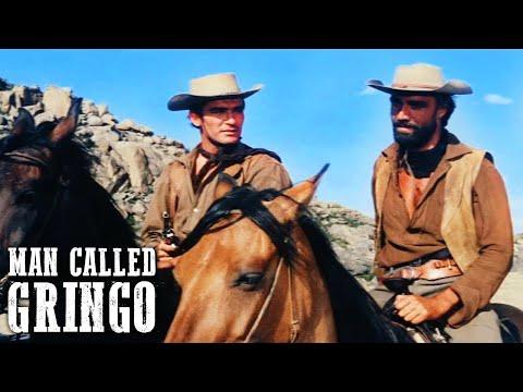 Man Called Gringo | Full Length Cowboy Movie | ITALO WESTERN | Free Classic Movie