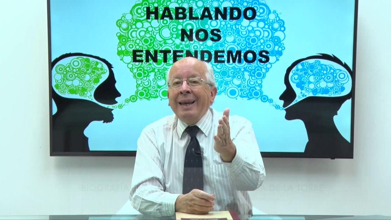 HABLANDO NOS ENTENDEMOS - TEMA BIOGRAFÍA DEL CARDENAL CARLOS MARÍA DE LA TORRE SEGUNDA PARTE