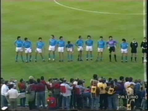coppa uefa 1988-89: stoccarda - napoli finale - ritorno!