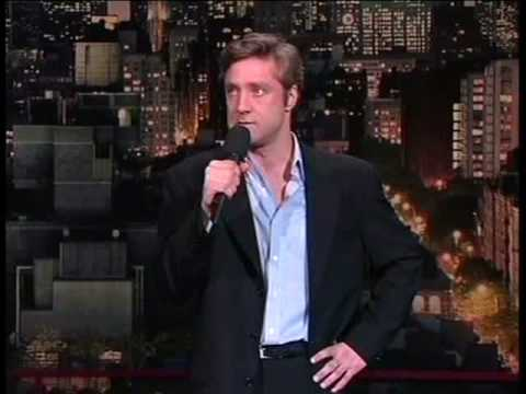 Nick Griffin On Letterman October 2005