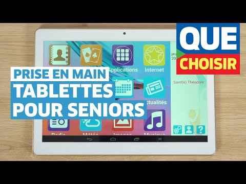 Tablettes tactiles - Guide d'achat (iPad Mini, Sony Xperia Tablet Z, Galaxy Note 8...)