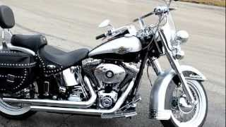 2. For Sale 2003 Harley-Davidson FLSTC 100th Anniversary Heritage Softail Classic at East 11